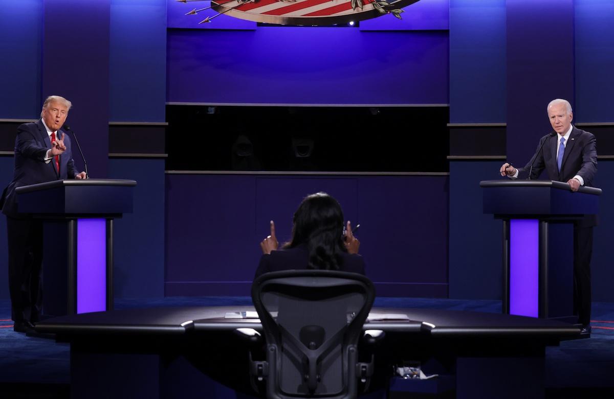 5 Key Moments from the Final Trump-Biden Presidential Debate