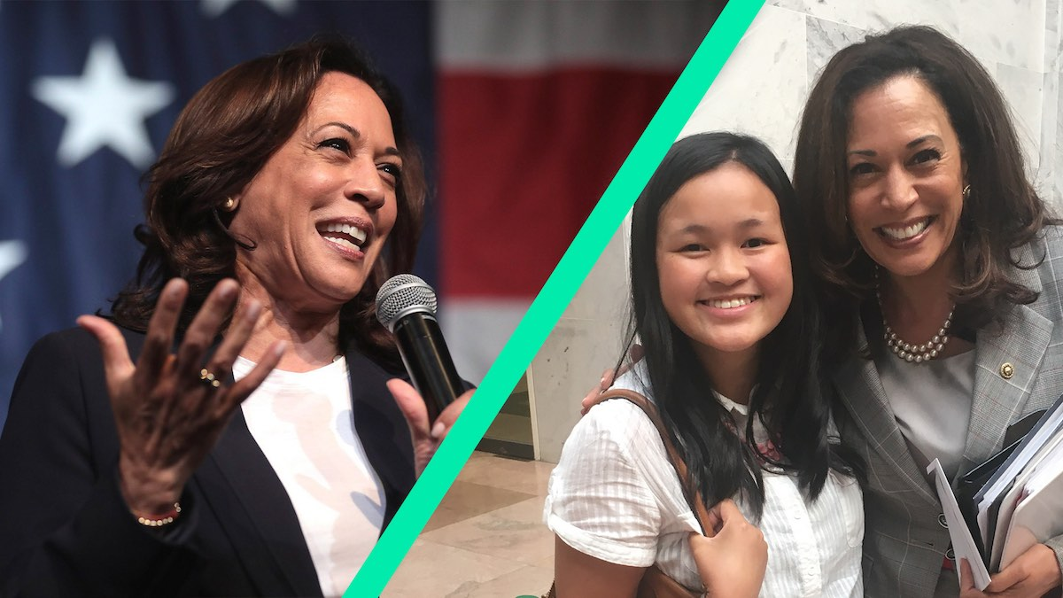 Why Kamala's VP Win Matters to Young Asian-Americans