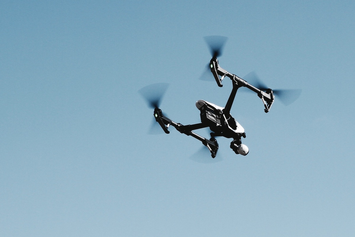 East Bay Teens Create Sanitizing Drone to Clean School Stadium