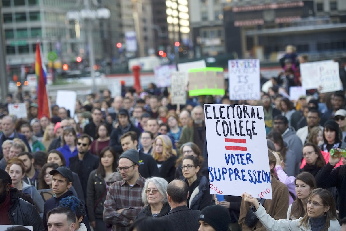 Is Change Afoot for the Electoral College?