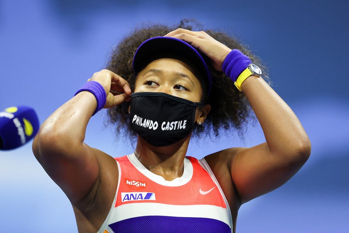 We Stan! Naomi Osaka Uses Her Platform to Elevate Activism