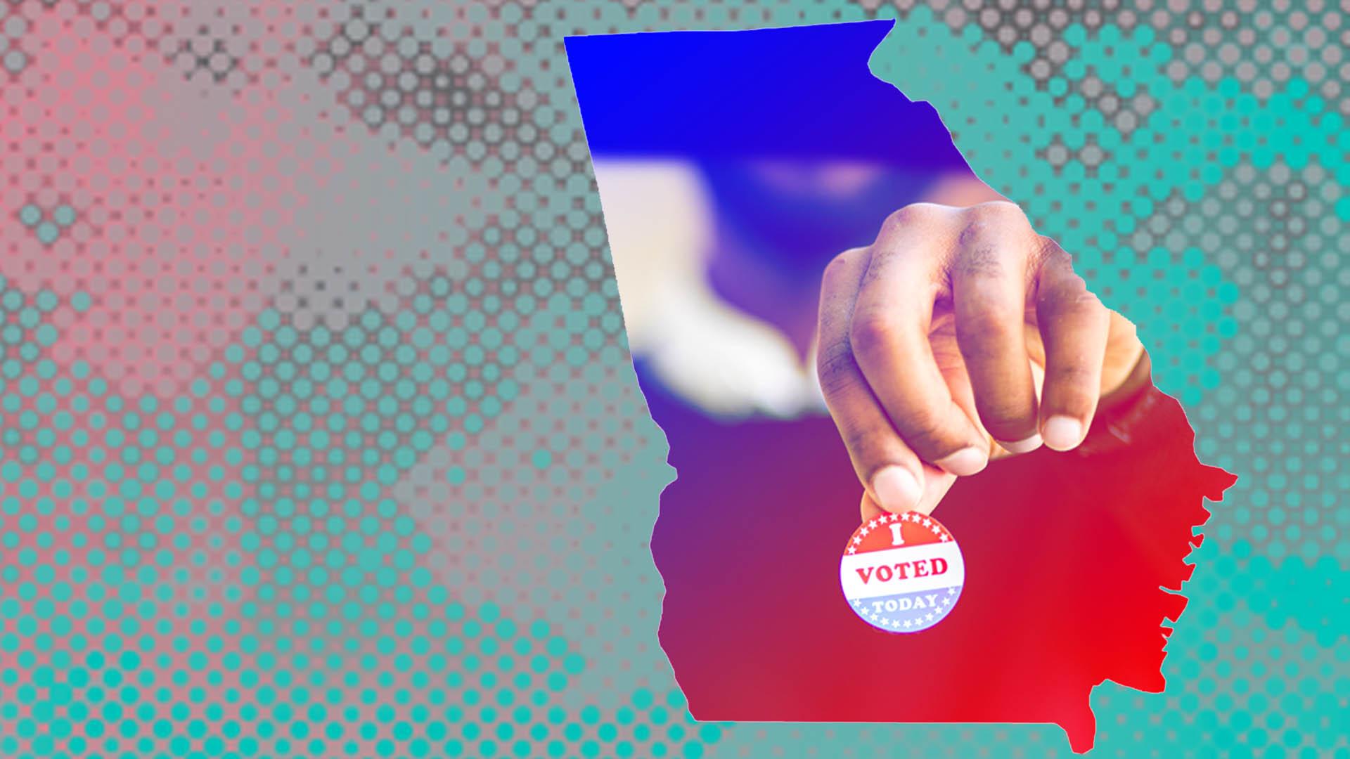 Can Georgia's Youth Turn the Senate Blue?