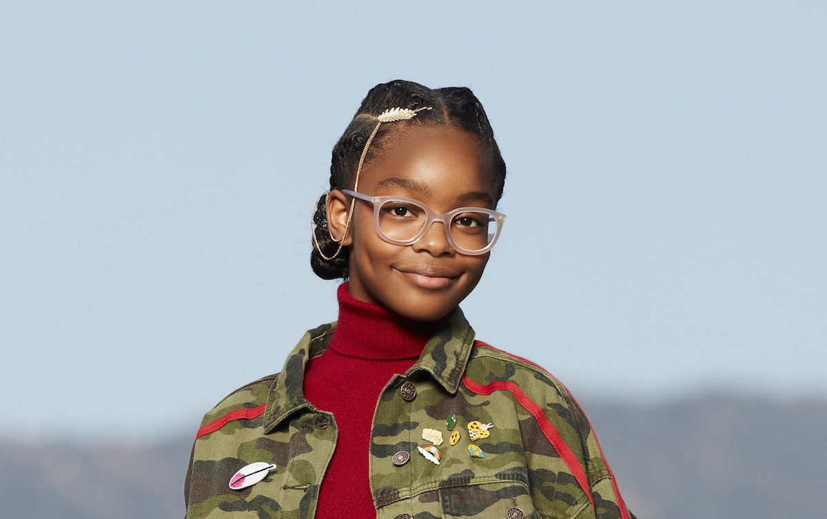 Marsai Martin Sets Record as Youngest Executive Producer