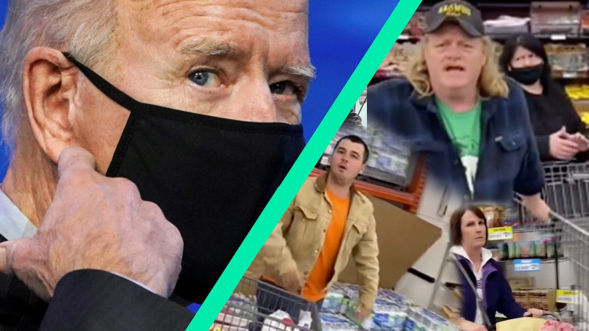 This Is Why We Need Biden's Mask Mandate