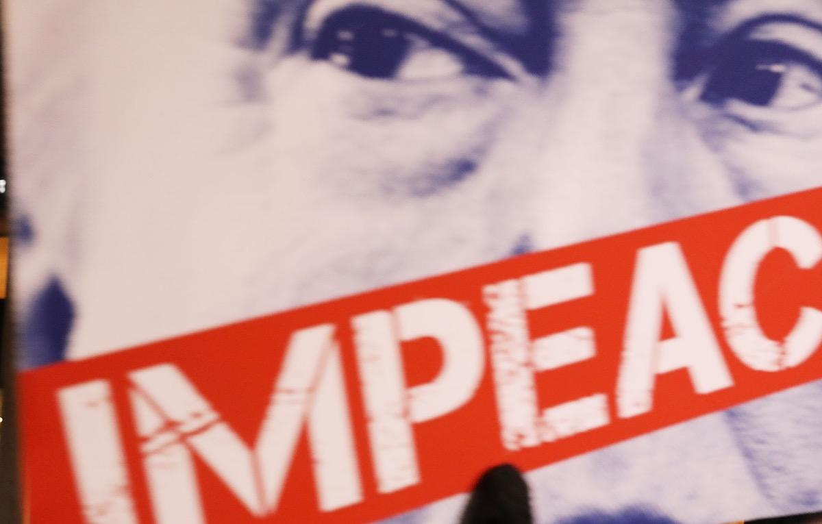 Trump Impeached … Again