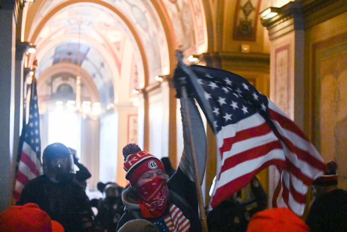 Riot Act: How Capitol Attack Showed Our Differences in Black and White