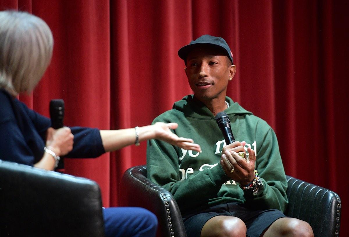 FAMU, Pharrell Williams Partner on Initiative for HBCU Entrepreneurs