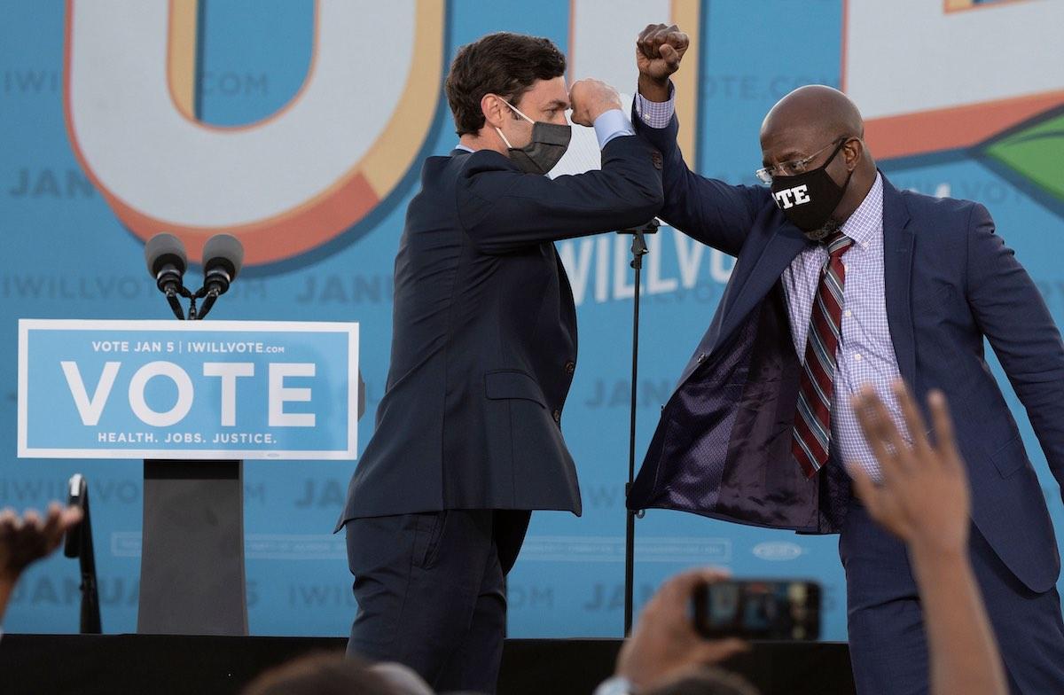 The Wait Is Over: Warnock, Ossoff Win Georgia Senate Runoff