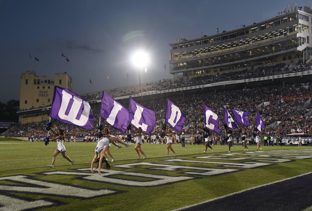 Northwestern Cheerleader Talks About Lawsuit Against the School