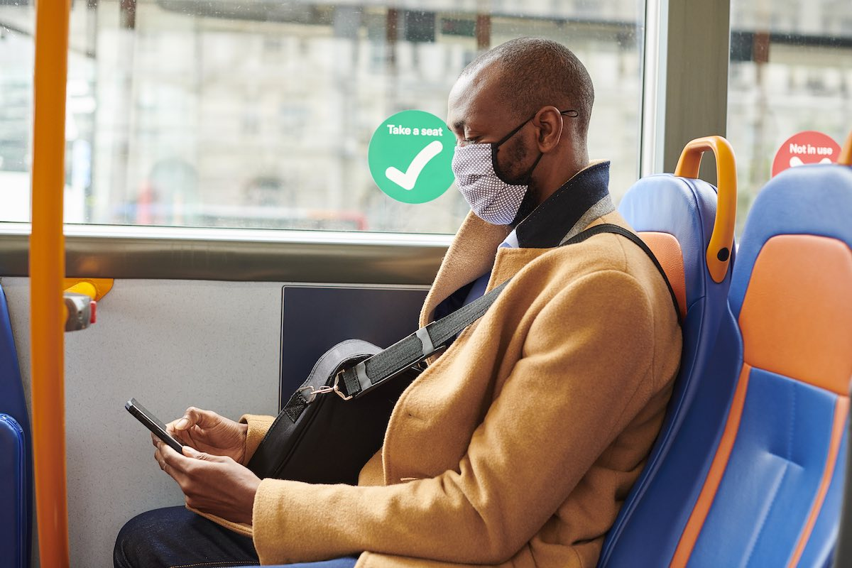 CDC Orders Face Masks to Be Worn on Public Transportation