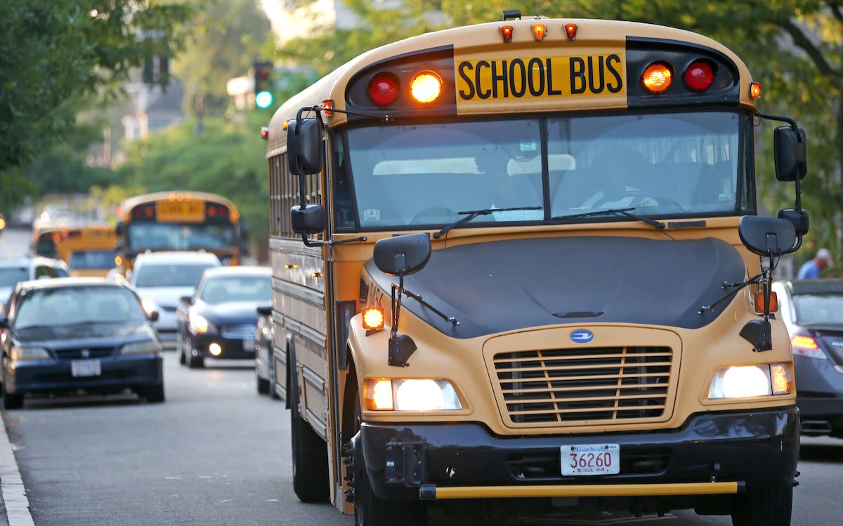 Boston Parents Coming After School District