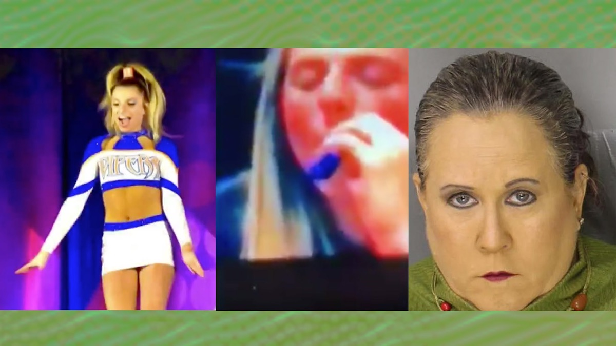 Cheerleading Deepfakes?!?