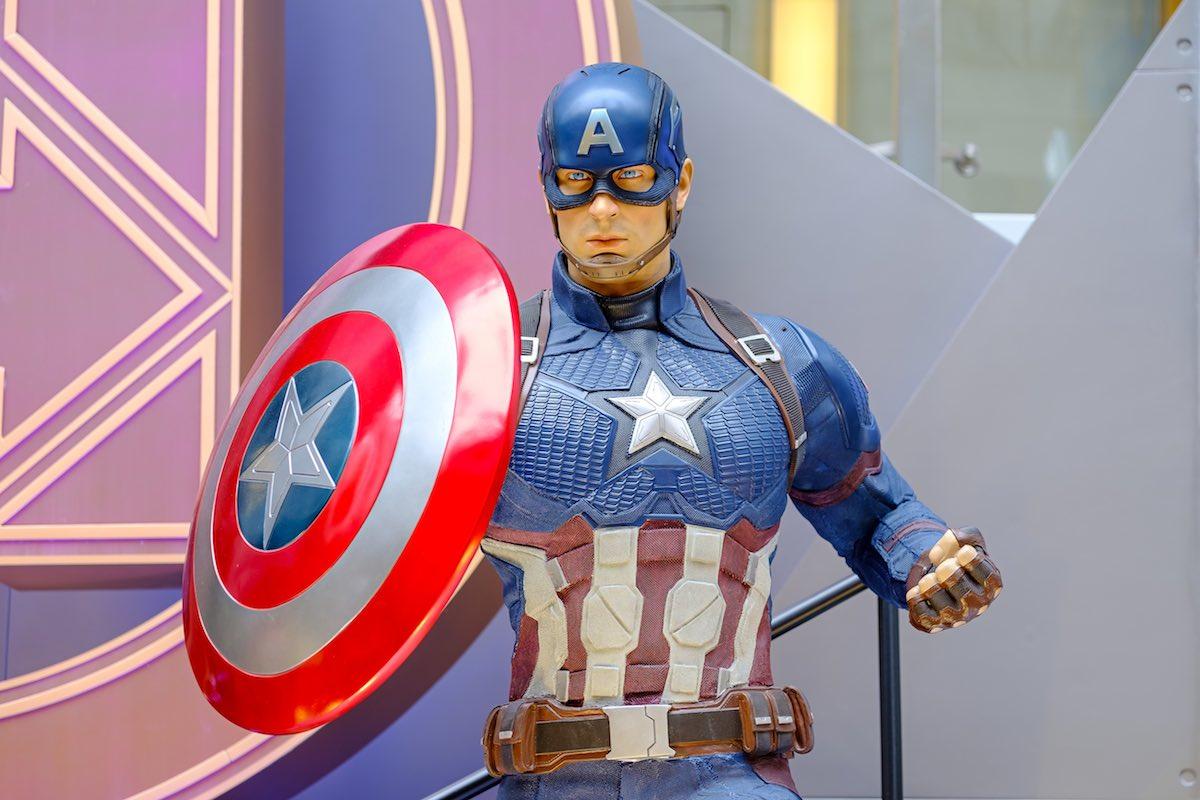 Marvel Announces First Queer Captain America