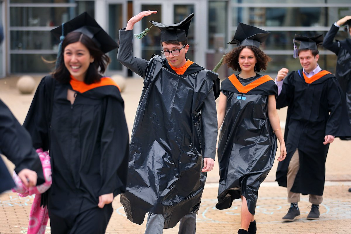 Some College Graduations Going Back to Pre-COVID Plans