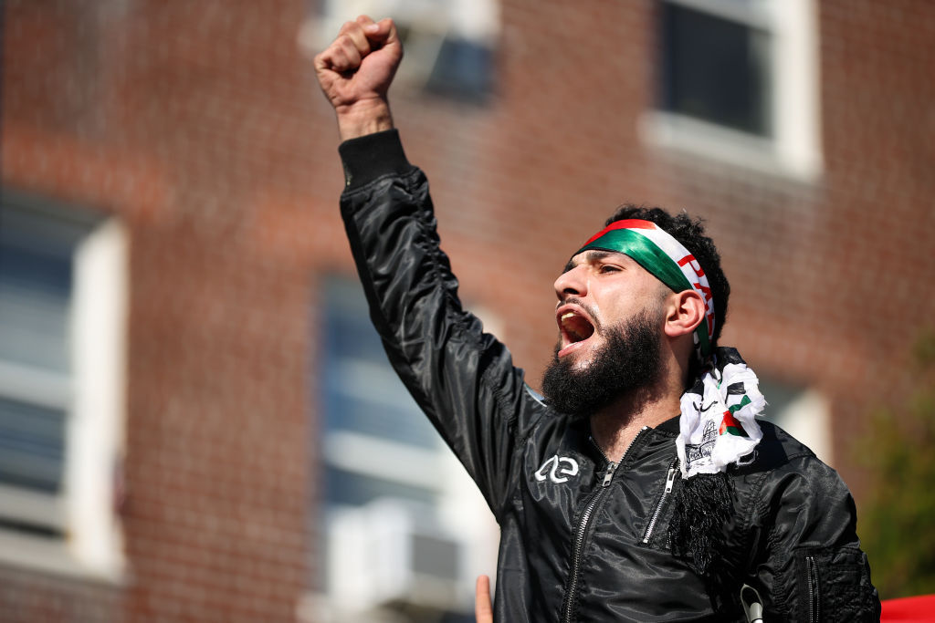 Young Pro-Palestine Activist Speaks Out