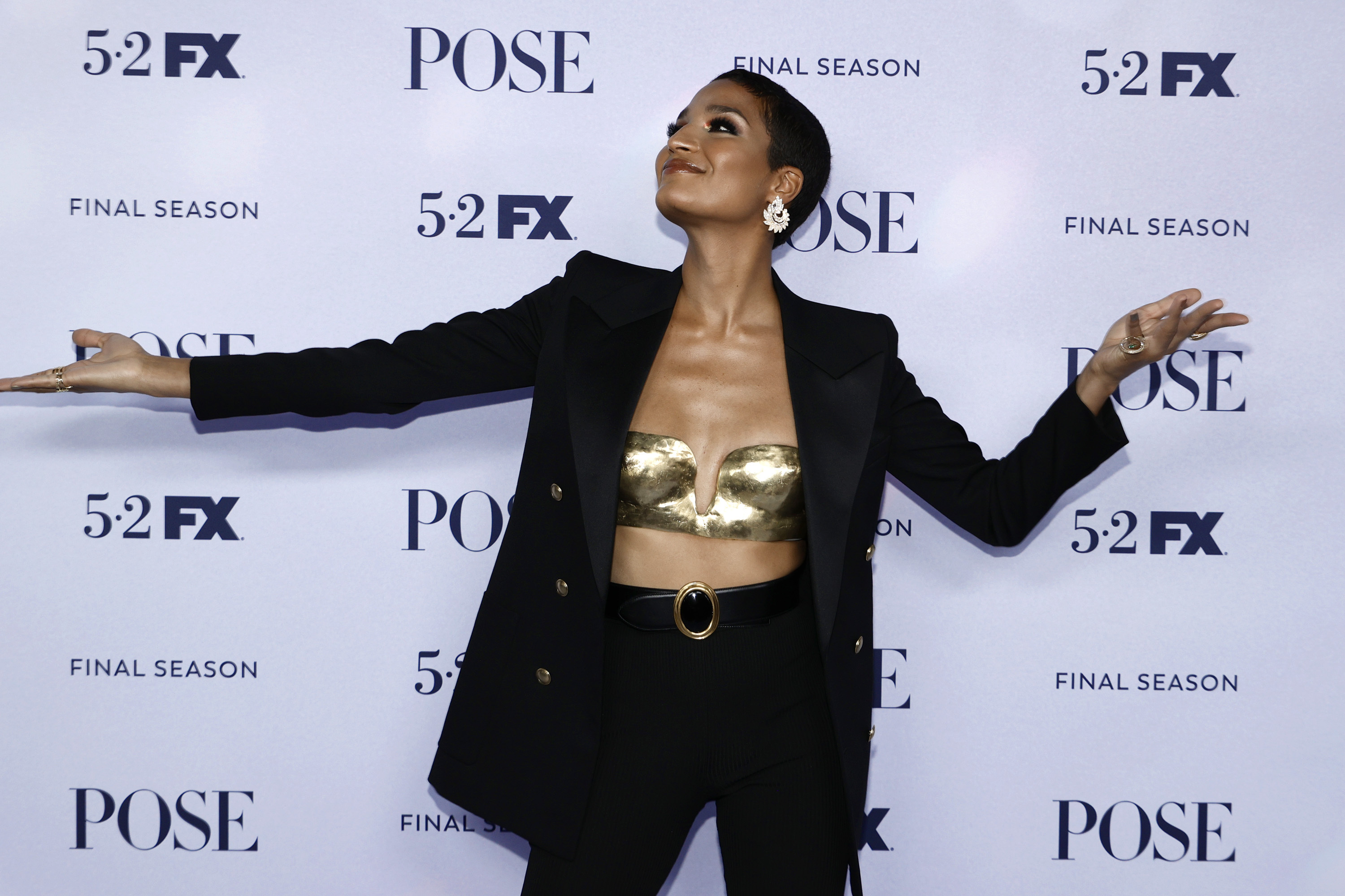 Indya Moore: 'Pose' Star Lends Voice of Solidarity with Palestine