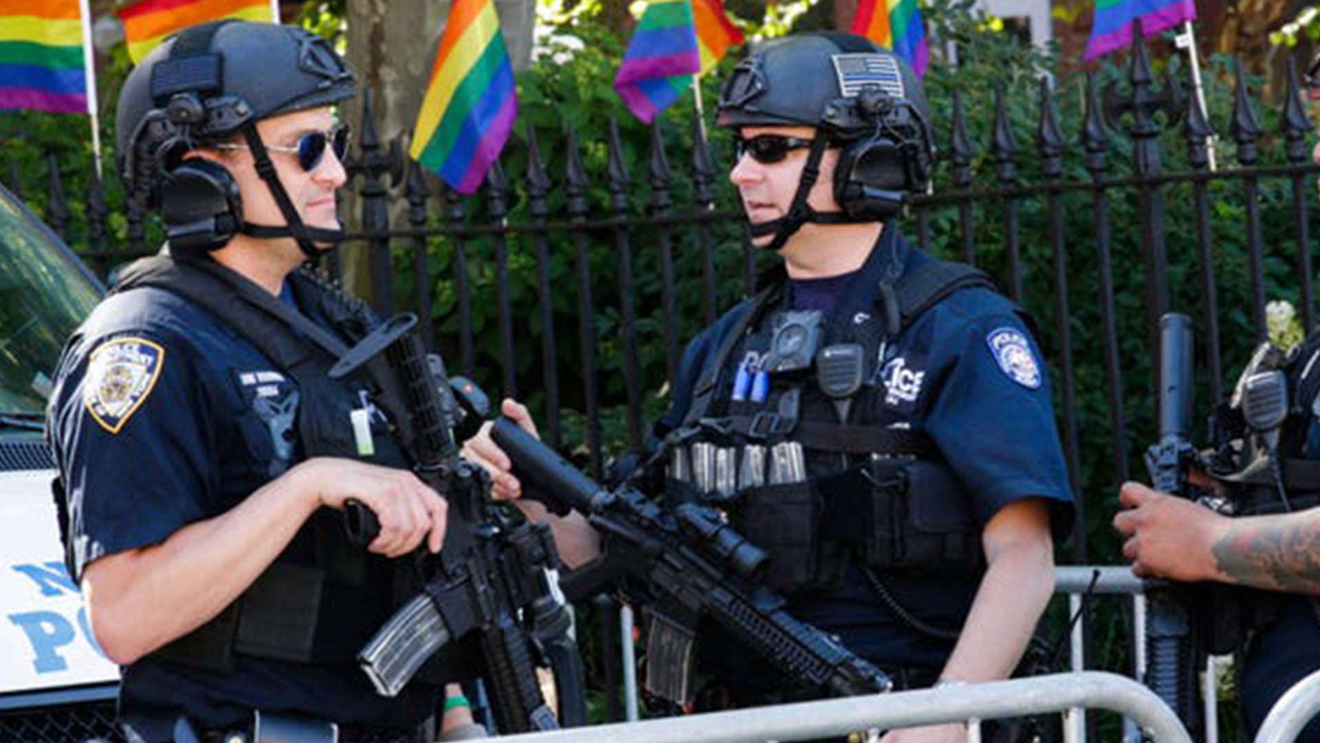 Should Cops Be Banned from Pride?