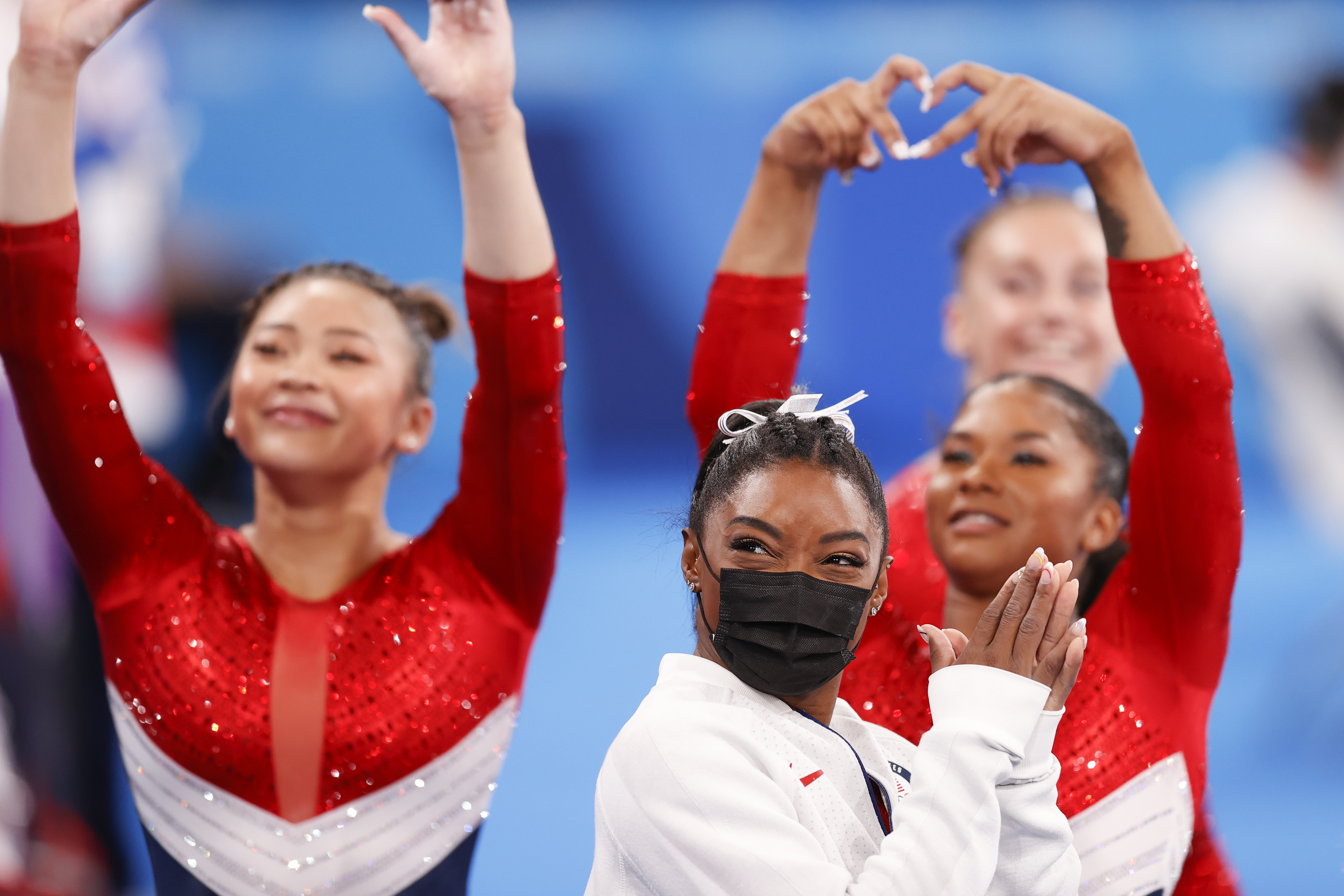 Simone Biles Prioritizes Mental Health, Sits Out Another Olympic Event