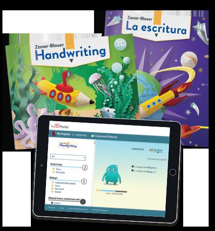english and spanish handwriting 2020