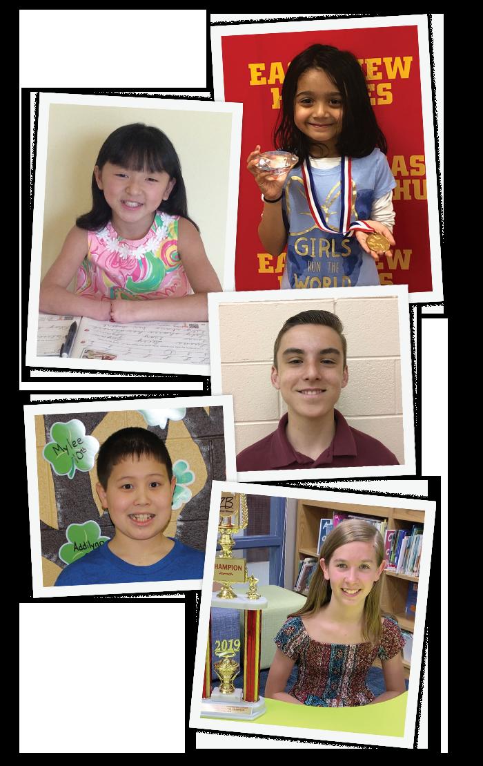2016 Handwriting Contest Winners
