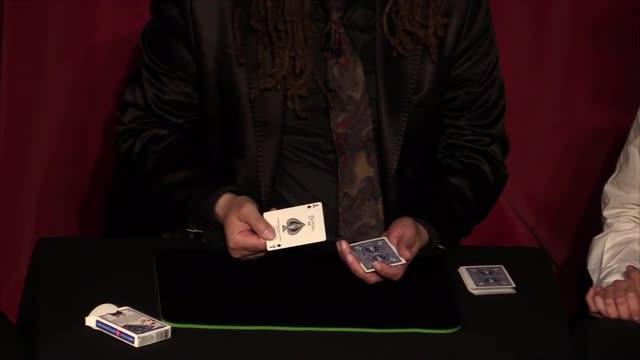 Magic Tricks at Penguin Magic Shop