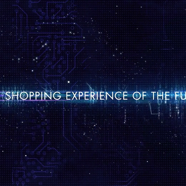 SHOPPING EXPERIENCE OF THE FUTURE