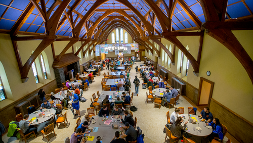 Dining Hall Photos
