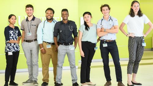SUNY interns 18