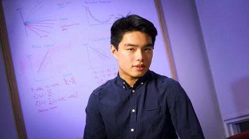 Andrew Wei '20