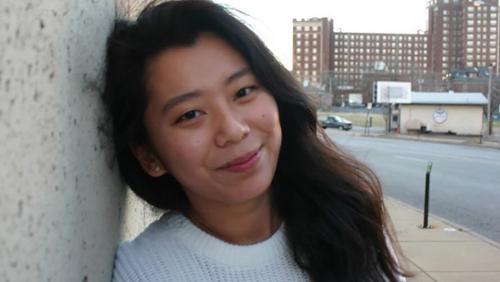"Joanna ""Anna"" Zhang '20"