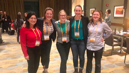 American Physical Society (APS) Meeting March 2019