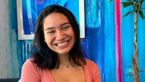 Ashley Garcia '22
