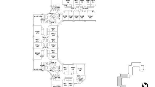 Babbitt Hall, 2-2