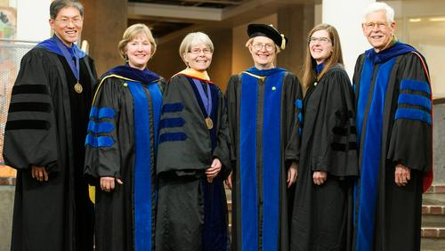 dean's scholarly achievement 2017