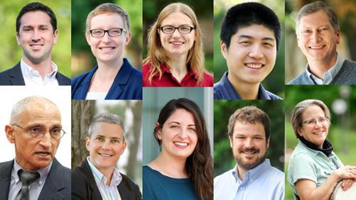 2021 Deans Scholarly Achievement Recipients