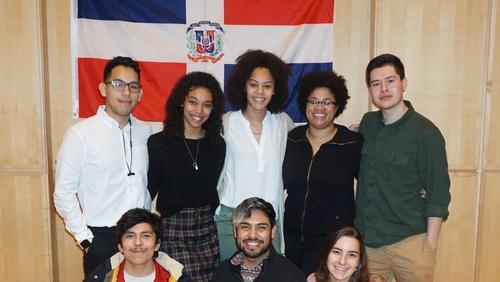 la Vanguardia/Dominican conf.