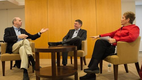 Mike Dubke '92 and Marc Elias '90 Break Down Partisan Divide
