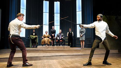 Theatre Department Presents <em>Hamlet</em>