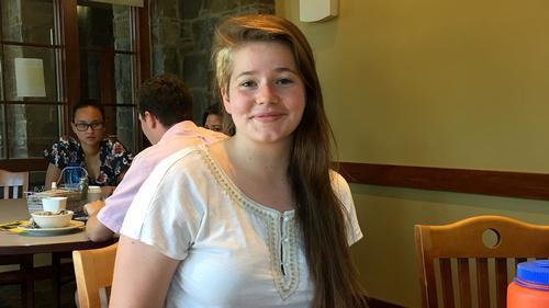 Megan Walls '21