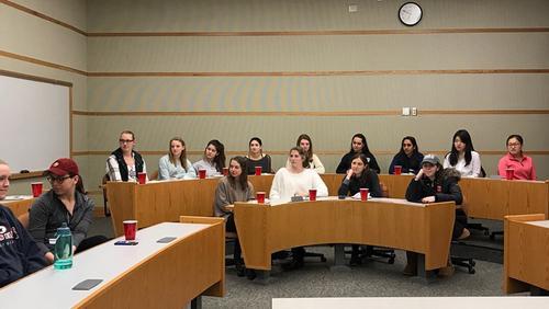 women in economics dinner and workshop - 2