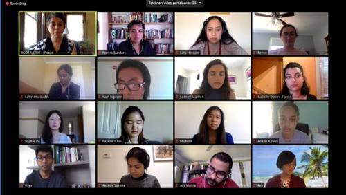 Literature and creative writing - virtual conference May 2020