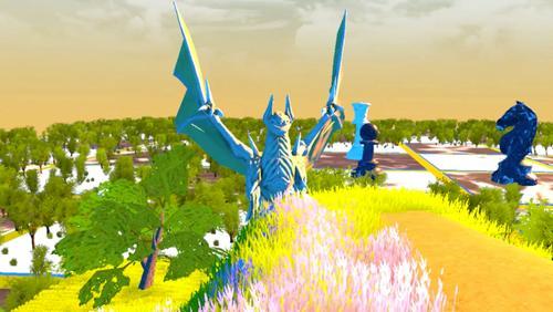 Virtual Reality Dreamscape