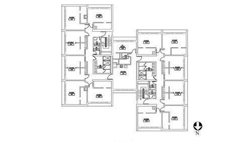 Major, Floor 3