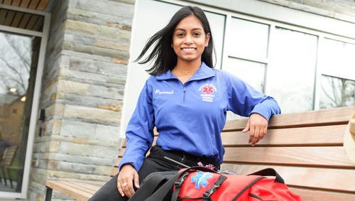 Serena Persaud '20