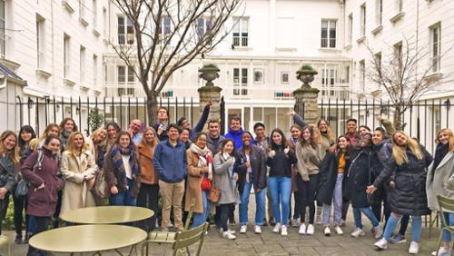 Orientation in Paris