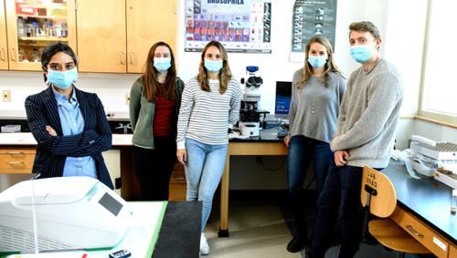 Rhea datta bio /genetics research