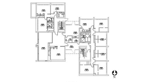 Major, Floor 1