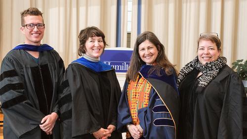 2019 Dean's Scholarly Achievement Award Recipients