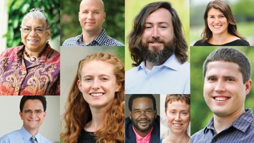 2020 Dean's Scholarly Achievement Award Recipients