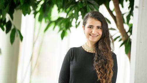 Aida Shadrav '17